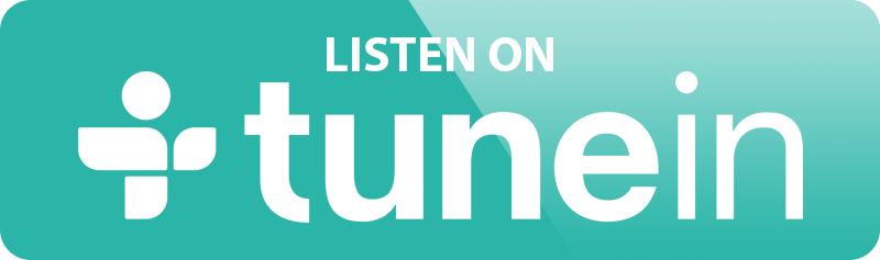 Follow on TuneIn Radio